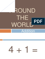 Around the World Addition