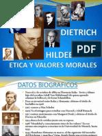 Dietrich Von Hildebrand y Los Valores Morales