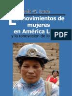 Los movimientos de mujeres en America Latina