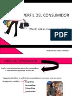 Perfil Del Consumidor_Diana Thomson