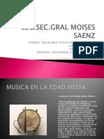 Musica de La Edad Media