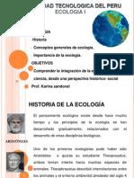 Nociones de Ecologia
