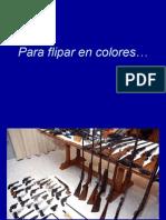 """Un hombre de """"armas"""" para el ministerio de Defensa"""