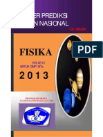 Super Prediksi UN FISIKA SMP/MTs 2013 with nalin_sumarlin