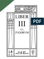 4 - Liber III - Vel Jugorum