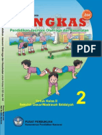 BukuBse.belajarOnlineGratis.com Tangkas Penjasorkes Kelas 2 Sd Mi 0