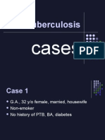 Tuberculosis SGD Cases