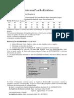 Estatística na Planilha Eletrônica (Excel avançado)