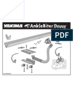 Yakima Anklebiter Deuce Bike Rack Installation Instructions PDF