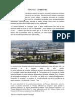 Industria en Arequipa