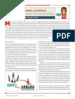 In-Person Flex School Model - Opportunity Knocks - Public Impact