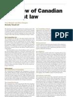 Canada Antitrust Law