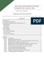 SEDS-USA 2012 Strategic Plan