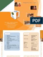 Programa Taller Teológico 2012-2013