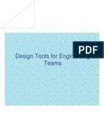 Design Tools for Engineering Teams