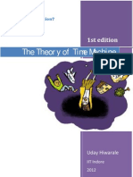 Theory of Time Machine
