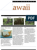 Hawaii Newsletter