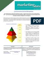 MKT Data NSE Gran Lima 2011