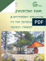 Khudoni Study
