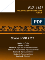 Presidential Decree 1151
