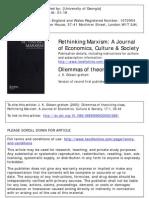 Gibson-Graham - Dilemmas of Theorizing Class