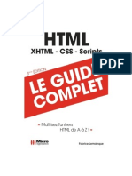 HTML Guide Complet