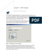 Visual C++ NET Tutorials