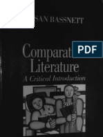 Bassnett, Susan - Comparative Literature
