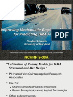 Schwartz Improving Mechanistic-Empirical Models for Predicting HMA Rutting