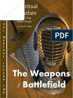 The Weapons / Battlefield