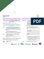 Programme définitif HTD Annecy
