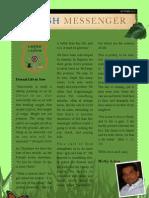 News Letter October 2012