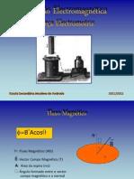 Indução-Electromagnética