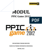 Modul Ppic Game 2012