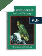 Titanminerale im Land Salzburg