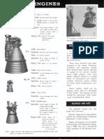 Saturn V S-IC Rocket Engines
