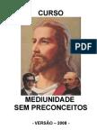 00 - Curso Mediunidade Sem Preconceito - Capa + Indice