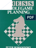 Chess Middlegame Planning - Peter Romanovsky