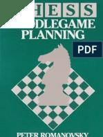 Chess Middlegame Planning - Peter Romanovsky