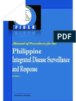 Philippine Integrated Disease Surveillance and Response