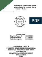 Perangkat RPP Usaha Dan Energi(Fix)