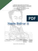 Viajes de Bolívar