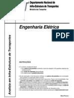 Prova Concurso Engenharia Elétrica