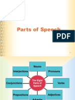 Freshman English I - Parts of Speech