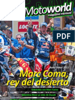 Magazine Motoworld n47 Conduccion Nieve