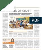 Los retos de la inclusión