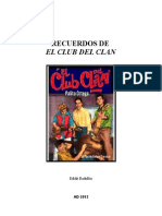 Recuerdos de El Club Del Clan