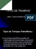 TRAMPAS DE HIDROCARBUROS