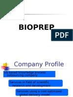 Bioprep Services