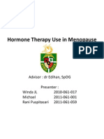 JURDING Hormon Therapy